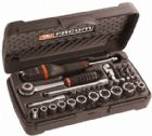 Facom 4391811 Metric Socket Set 1/4in Drive 37 Piece